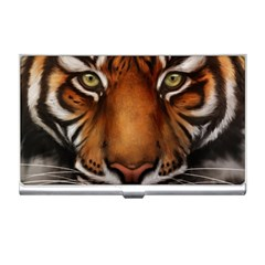 The Tiger Face Business Card Holders