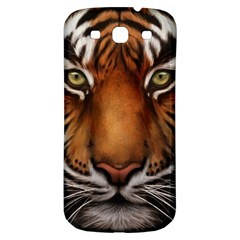 The Tiger Face Samsung Galaxy S3 S Iii Classic Hardshell Back Case