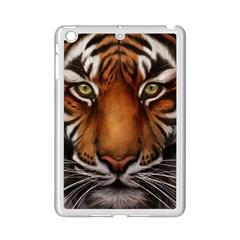 The Tiger Face Ipad Mini 2 Enamel Coated Cases