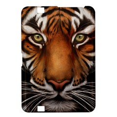 The Tiger Face Kindle Fire Hd 8 9