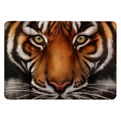 The Tiger Face Samsung Galaxy Tab 8 9  P7300 Flip Case