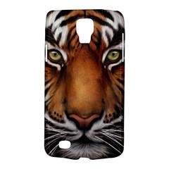 The Tiger Face Galaxy S4 Active