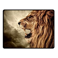 Roaring Lion Fleece Blanket (small)