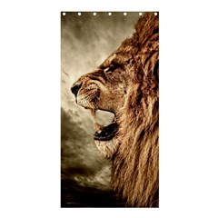 Roaring Lion Shower Curtain 36  X 72  (stall)
