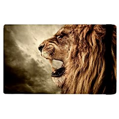 Roaring Lion Apple Ipad 3/4 Flip Case