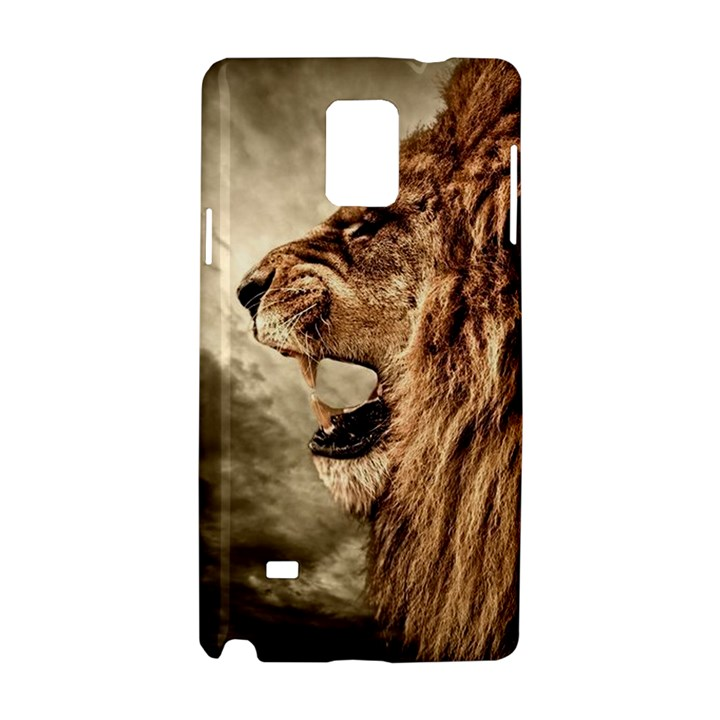 Roaring Lion Samsung Galaxy Note 4 Hardshell Case