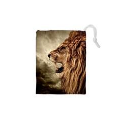 Roaring Lion Drawstring Pouches (xs)