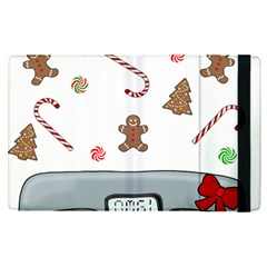 Hilarious Holidays  Apple Ipad Pro 12 9   Flip Case