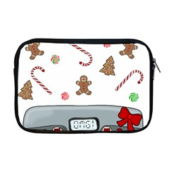 Hilarious Holidays  Apple Macbook Pro 17  Zipper Case