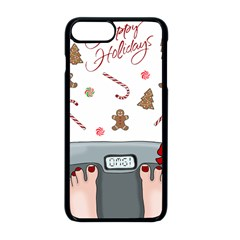 Hilarious Holidays  Apple Iphone 8 Plus Seamless Case (black)