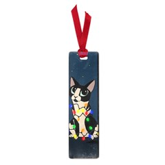 Meowy Christmas Small Book Marks