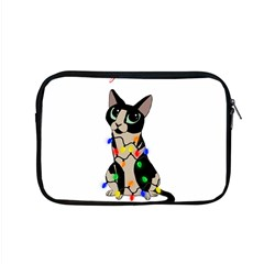 Meowy Christmas Apple Macbook Pro 15  Zipper Case