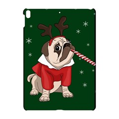 Pug Xmas Apple Ipad Pro 10 5   Hardshell Case