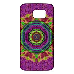Mandala In Heavy Metal Lace And Forks Galaxy S6