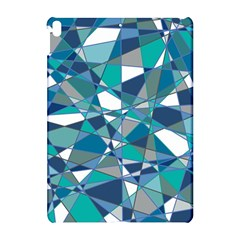 Abstract Background Blue Teal Apple Ipad Pro 10 5   Hardshell Case
