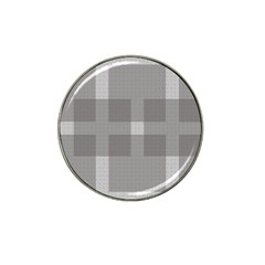 Gray Designs Transparency Square Hat Clip Ball Marker (10 Pack)
