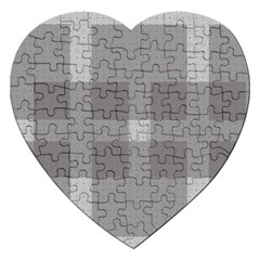 Gray Designs Transparency Square Jigsaw Puzzle (heart)