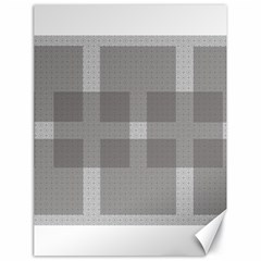 Gray Designs Transparency Square Canvas 18  X 24