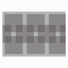 Gray Designs Transparency Square Large Glasses Cloth