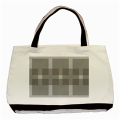 Gray Designs Transparency Square Basic Tote Bag (two Sides)