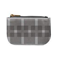 Gray Designs Transparency Square Mini Coin Purses