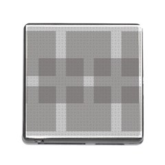 Gray Designs Transparency Square Memory Card Reader (square)