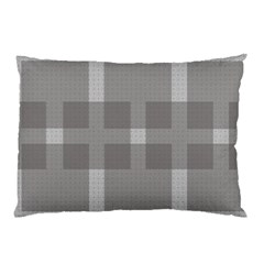 Gray Designs Transparency Square Pillow Case (two Sides)