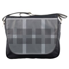 Gray Designs Transparency Square Messenger Bags