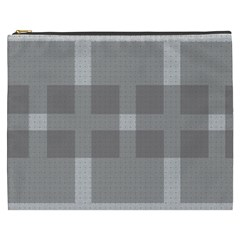 Gray Designs Transparency Square Cosmetic Bag (xxxl)