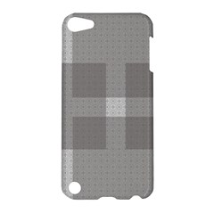 Gray Designs Transparency Square Apple Ipod Touch 5 Hardshell Case