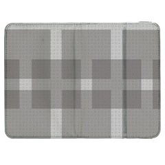 Gray Designs Transparency Square Samsung Galaxy Tab 7  P1000 Flip Case