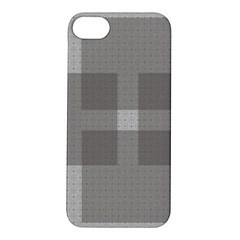Gray Designs Transparency Square Apple Iphone 5s/ Se Hardshell Case
