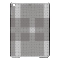 Gray Designs Transparency Square Ipad Air Hardshell Cases