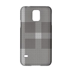 Gray Designs Transparency Square Samsung Galaxy S5 Hardshell Case