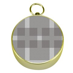 Gray Designs Transparency Square Gold Compasses