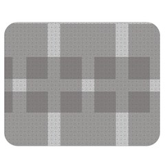 Gray Designs Transparency Square Double Sided Flano Blanket (medium)