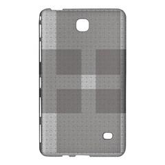 Gray Designs Transparency Square Samsung Galaxy Tab 4 (8 ) Hardshell Case