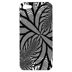 Fractal Symmetry Pattern Network Apple Iphone 5 Hardshell Case