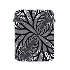 Fractal Symmetry Pattern Network Apple Ipad 2/3/4 Protective Soft Cases