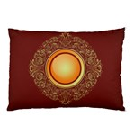 Badge Gilding Sun Red Oriental Pillow Case 26.62 x18.9 Pillow Case