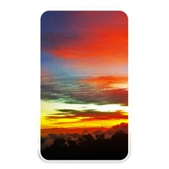 Sunset Mountain Indonesia Adventure Memory Card Reader