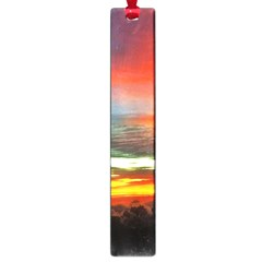Sunset Mountain Indonesia Adventure Large Book Marks