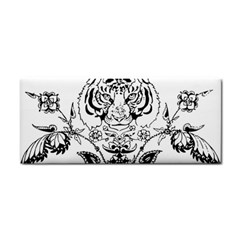 Tiger Animal Decoration Flower Cosmetic Storage Cases