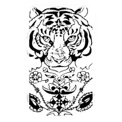 Tiger Animal Decoration Flower Memory Card Reader