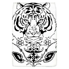 Tiger Animal Decoration Flower Flap Covers (l)