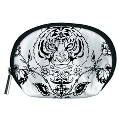 Tiger Animal Decoration Flower Accessory Pouches (medium)