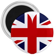 Uk Flag United Kingdom 3  Magnets