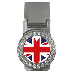 Uk Flag United Kingdom Money Clips (cz)