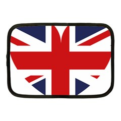Uk Flag United Kingdom Netbook Case (medium)