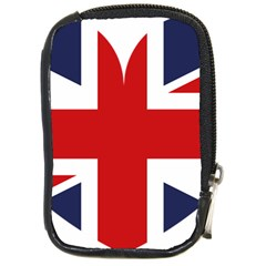 Uk Flag United Kingdom Compact Camera Cases